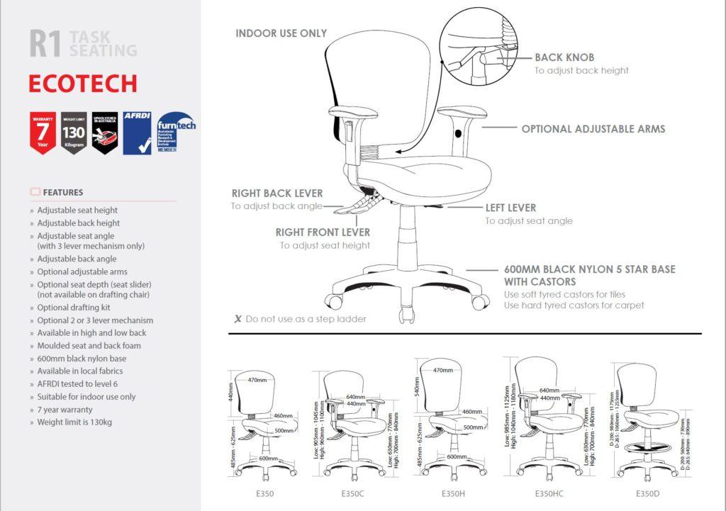 Style Ergonomics Seating
